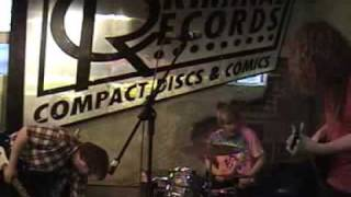 "Jay Reatard ""There Is No Sun"" live @ Criminal Records"