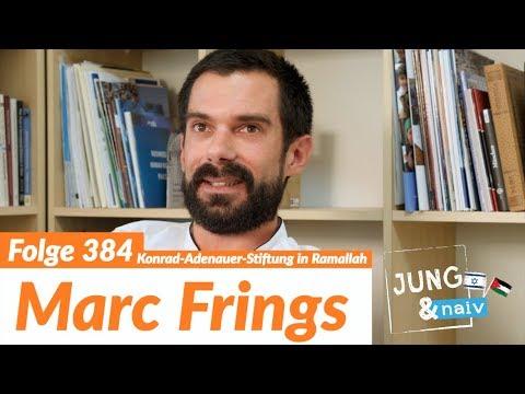 Marc Frings, Chef der Konrad-Adenauer-Stiftung in Ramallah - Jung & Naiv: Folge 384