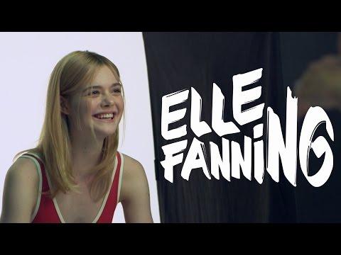 Elle Fanning - Cover Shoot - Variety