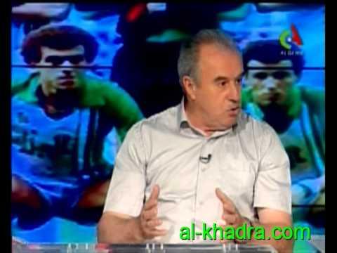 ALGERIE  (DE GIJON à RIO,les anciens joueurs  racontent ,20-05-14)