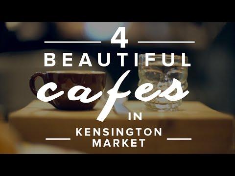 4 Independent Coffee Shops to Visit in Toronto Kensington Market