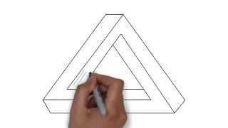 Как нарисовать 3d рисунок на бумаге карандашом(Как нарисовать 3d рисунок на бумаге карандашом., 2014-11-09T21:46:49.000Z)