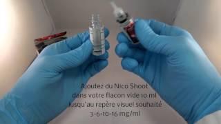 Gambar cover Nouveau Tutoriel DIY Bioconcept eliquides