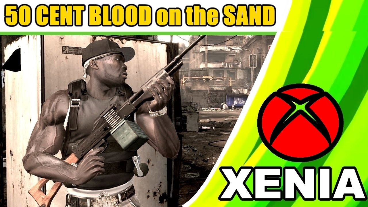 50 Cent Blood On The Sand Xenia Xbox 360 Emulator Youtube