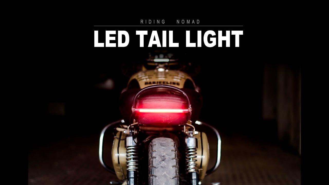 Diy tail light strip