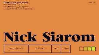 Nick Siarom - Listen (Original Mix)