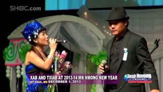 Suab Hmong E-News:  Xab and Txiab at 2013-14 Minnesota Hmong New Year