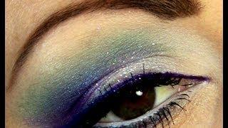 Summer Makeup Tutorial- Deep Blue Sea Thumbnail
