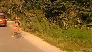 Яскравий приклад того, як діти переходять дорогу
