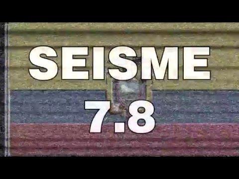 Film Manif de soutien Equateur 23 avril 2016 - Lausanne - Suisse