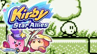 Minispiele und Retro-Level!   13 / Bonus   KIRBY STAR ALLIES