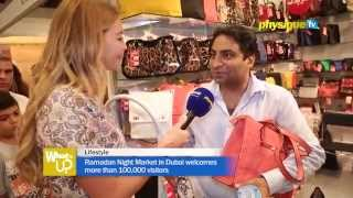 Ramadan Night Market in Dubai welcomes more than 100,000 visitors