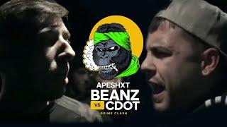 Beanz vs CDot | Keeping It 140 Grime Clash