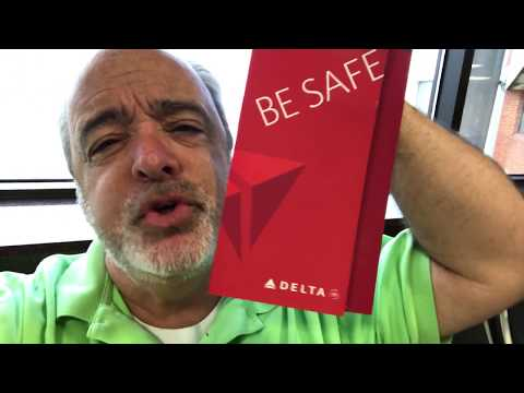 Delta Safety Suggestions. - 동영상