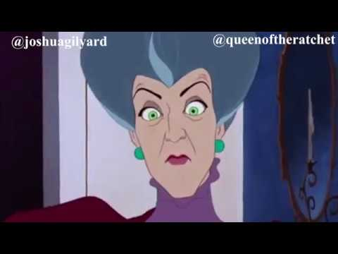 LADY TREMAINE VS CRUELLA DE VIL VS MEDUSA  QUEEN OF THE RATCHET