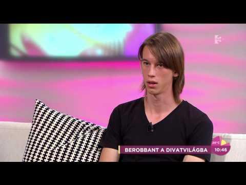 Világhírű divatbemutatókra hívják a magyar modellt - tv2.hu/fem3cafe