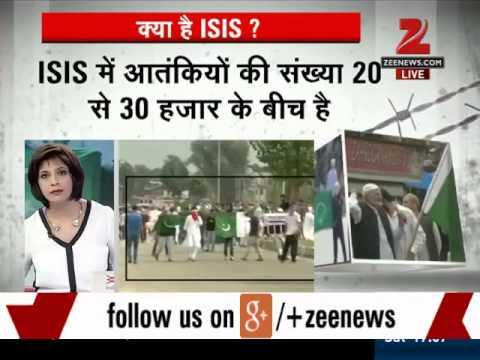 ISIS flags waved in Srinagar on the eve of Eid al-Fitr