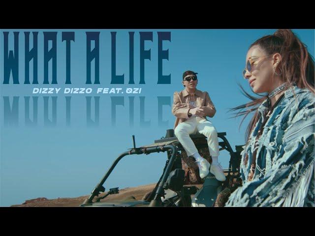 Dizzy Dizzo 蔡詩芸 ft. ØZI【WhatALife】Official Music Video
