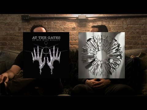 AT THE GATES and CARCASS: New Albums Debate! | MetalSucks