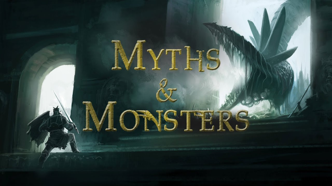 Image result for myths and monsters