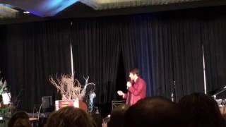 #IWishForThis Misha Collins dandelion story - SPN Dallascon 2016