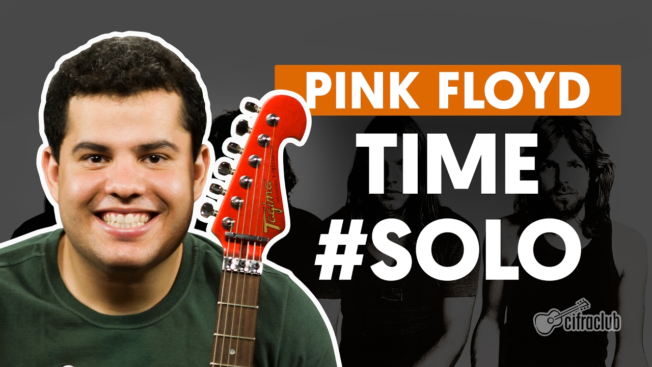 time pink floyd how to play guitar solo lesson youtube. Black Bedroom Furniture Sets. Home Design Ideas