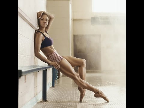 Misty Copeland American Ballet Theater's First Black Principal Dancer