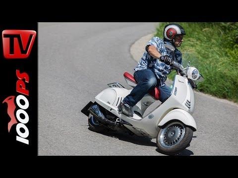 Vespa 946 Testvideo-2014 | Onboard - Action - Fazit