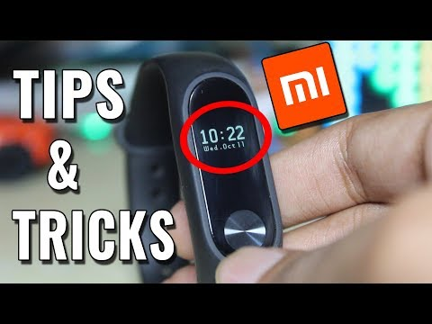 Mi Band HRX Edition Tips And Tricks And Secret Features - Control Camera, Music & More NEW