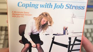Coping with Job Stress via MS-DOS
