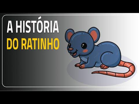 A HISTÓRIA DO RATINHO (Por Juanribe Pagliarin)