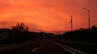 Morning glow in IZUMO - 神話の国をつつむ朝焼け -