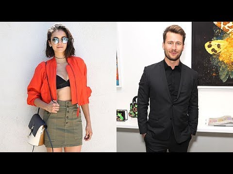Nina Dobrev ,, Glen Powell Are Crazy InLove   'Can't Keep Their Hands OffEach Other