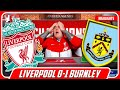 OUT OF THE TITLE RACE?! Liverpool Fan Reacts to Liverpool 0-1 Burnley