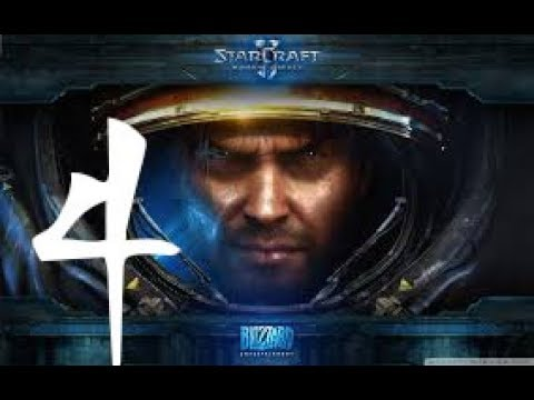 Starcraft 2 Wings of Liberty - BRUTAL! Español - Evacuación