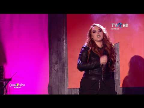 Xandra - Sound of Silence (Eurovision. sHow-ul!)