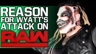 Reason For Bray Wyatt's Return Attack On Last Night's WWE Raw Revealed?