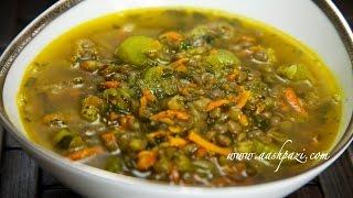 Lentil Soup (spicy Lentil Soup) Recipe