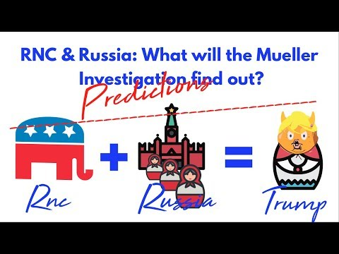 57. RNC and Russia: What will the Mueller Investigation find out?