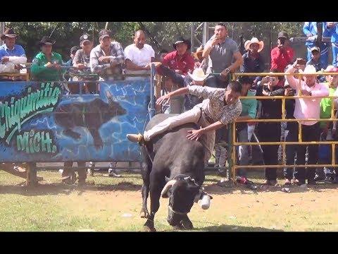¡¡¡JARIPEO EN SAN ISIDRO MICHOACAN 2018!!! Ganaderia Agua Zarca