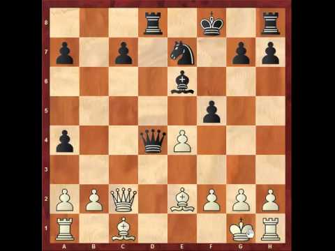 Chess: Scotch Four Knights game Susan Polgar 2550- Jun Xie 2530 http://sunday.b1u.org