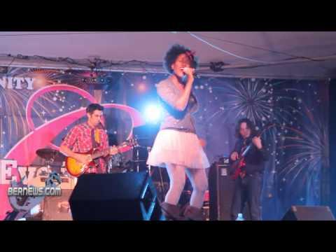 Joy T Barnum New Years Eve Celebrations Hamilton Bermuda Dec 31 10