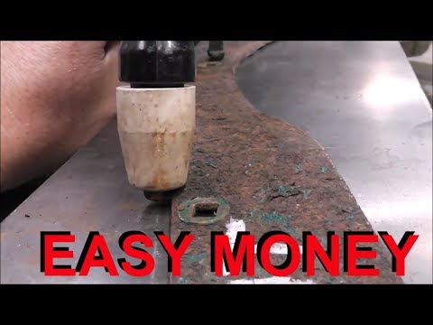 MAKE  MONEY BY LEARNING METAL FABRICATION $$$