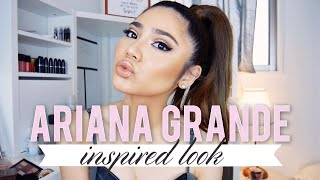 Hey guys! I did Ariana Grande Inspired Makeup for today's video! I'...