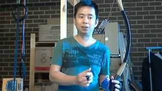 EBay Horsebow (NOT Longbow) Demonstration - Still Inspired by Lars Andersen!