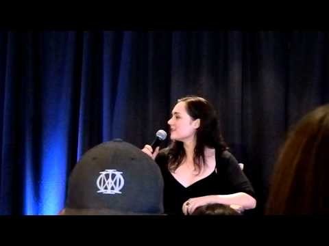Supernatural NJCon Rachel Miner Cuss Word