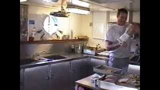 SPOOK THE AWESOME SHIP'S COOK,The Best of the British Merchant Navy 2000