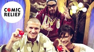 When Ali G met the Beckhams | Comic Relief
