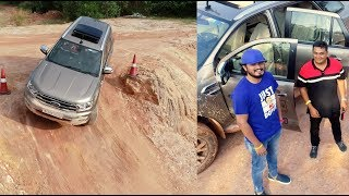 Ford Endeavour Off-Roading Experience