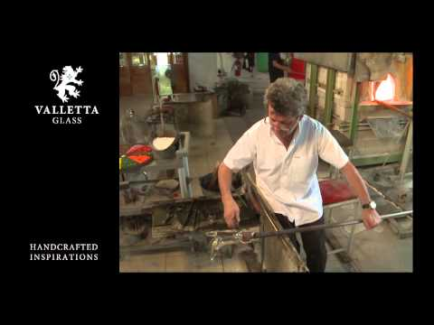 Valletta Glass - Handcrafted Booths Demonstration